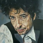 Bob Dylan by A K Smith