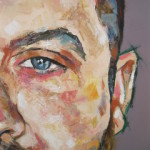 Detail: Daniel Berman by A K Smith