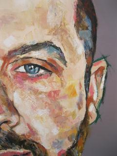 Detail: Daniel Berman by A K Smith