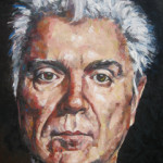 David Byrne by A K Smith